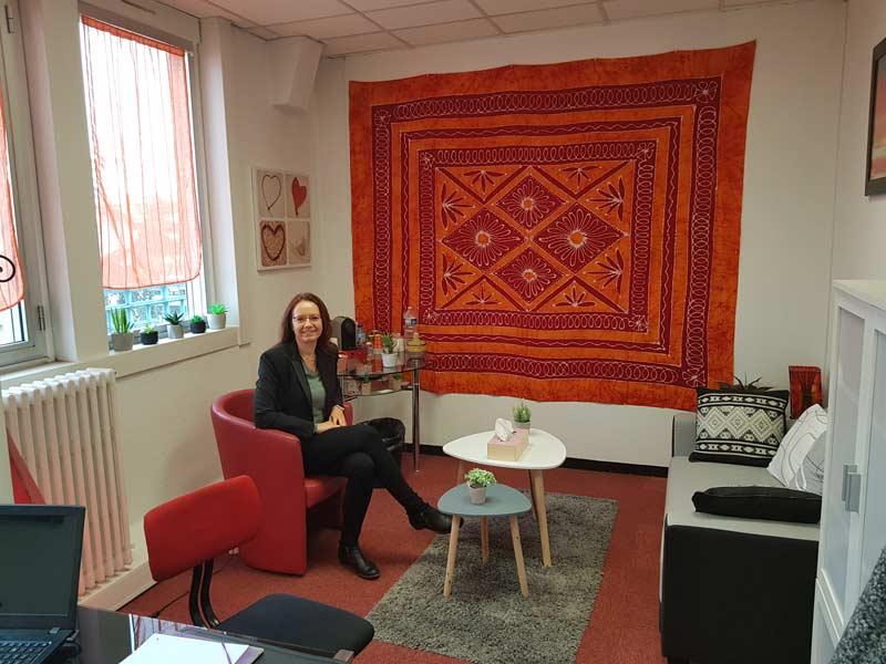 Karine Schein, thérapeute de couple et conseil conjugal à Lyon 3